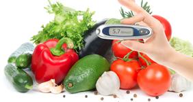 Cukorbeteg étrend kialakítása