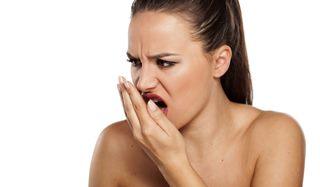 menopauza, rossz lehelet