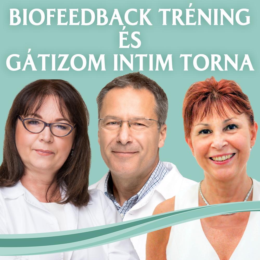 biofeedback tréning és intim torna