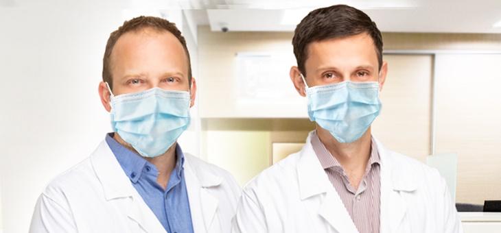 Dr. Képíró László bőr- és nemigyógyász, bőrsebész és Dr. Varju Viktor urológus szakorvosunk rendelései az év végéig elmaradnak!