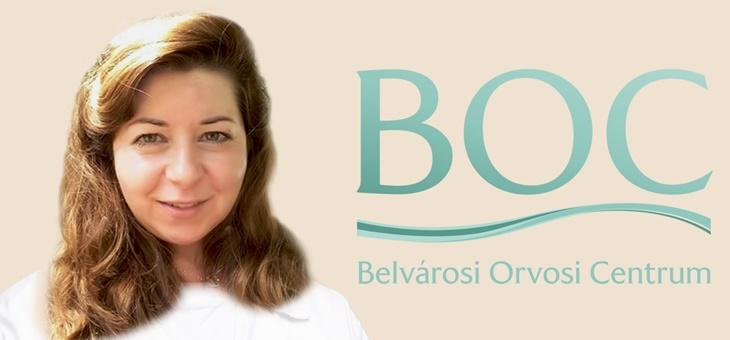 Neurológiai szakrendelés a BOC-ban