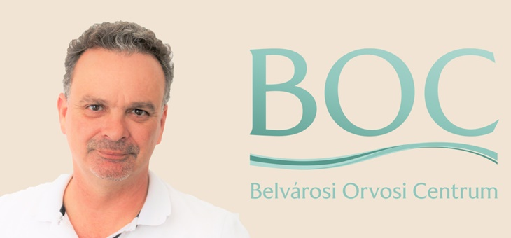 Örömmel tudatjuk, hogy újabb kiemelkedő szakember csatlakozik a Belvárosi Orvosi Centrum csapatához