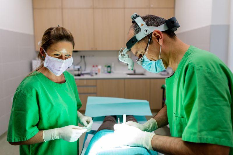 Műtéti beavatkozás