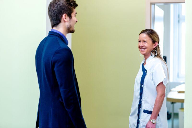 Asszisztens-páciens
