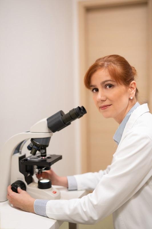 Mikroszkópos vizsgálat