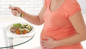 Várandós anya étrendje