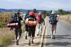 Komoly egészségügyi megpróbáltatásokkal kell szembenézni az El Camino zarándokainak