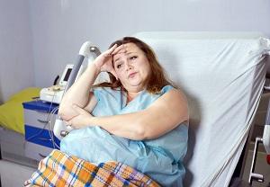 Zsírt találtak az elhízott emberek tüdejében