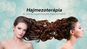 Hajmezoterápia - A haj mezoterápiás kezelése