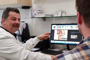 Prosztatagyulladás, prosztata megnagyobbodás, prosztatarák –  Egy urológus gondolatai szeptember 15-én a Prosztata világnapján