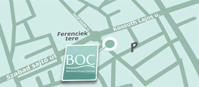 BOC térkép